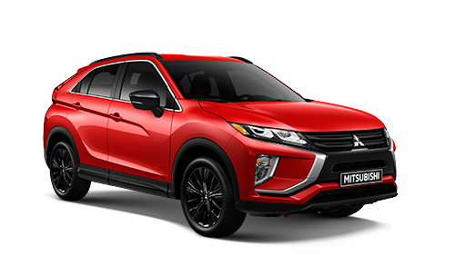 Eclipse Cross LTD EDITION